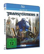 3D Blu-ray *  TRANSFORMERS 3 - DARK OF THE MOON - 3 D # NEU OVP =