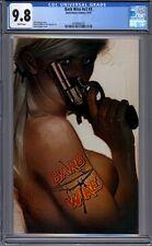 Barb Wire #3  Adam Hughes Cover Dark Horse 1st Print  CGC 9.8
