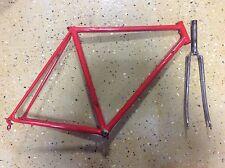 Benotto cromor bicicleta de carreras marco acero Rh 54 vintage fixie culto singelspeed