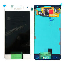 LCD Display Touch Screen Digitizer + Button White Samsung Galaxy A5 A500