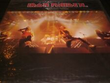 IRON MAIDEN   Live Stuttgart Germany   LP unplayed
