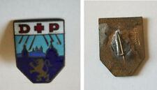 RARE INSIGNE 1939 - 1940 DEFENSE PASSIVE SECTEUR LYON émaillé
