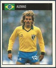 ORBIS 1990 WORLD CUP COLLECTION-#091-BRAZIL-ALEMAO