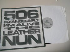 "LP Gothic Leather Nun - Fly Angels Fly 12"" (3 Song) WIRE REC / UK"