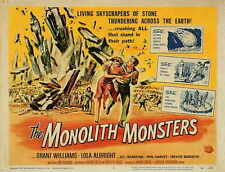 THE MONOLITH MONSTERS Movie POSTER 11x14 Lola Albright Grant Williams Les