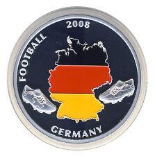 DEUTSCHLAND - Fussball EUROPAMEISTERSCHAFT 2008 - FARBE - ANSEHEN (9289/845N)