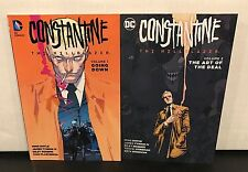 CONSTANTINE HELLBLAZER #1 2 COMPLETE SET GRAPHIC NOVEL TPB NEW RETAILS AT $32