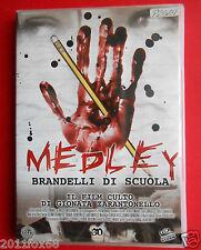 film horror dvd medley brandelli di scuola gionata zarantonello gaia candiollo f