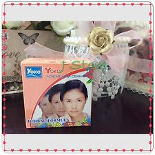 1 Herbal Yoko Acne Melasma Cream Hydroquinone Free Remove Pimples & Blemishes 4g