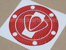 Red Motor Fuel Gas Cap Tank Cover Pad Sticker for BENELLI 300 600 2007-2011