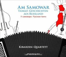At the Samovar: Tango Tales From Russia, New Music