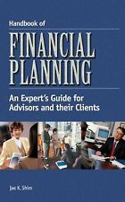Handbook of Financial Planning: An Expert's Guide for Advisors and the-ExLibrary