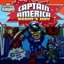 Super Hero Squad: Captain America Doom's Day