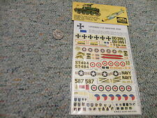 Esci  decals 1/72 T-33 Shooting Star  variants    N67