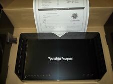 Rockford Fosgate Power T400-4 400 WATT 4 Channel Amplifier BRAND NEW IN BOX NR