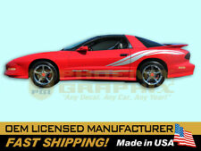 1995 1996 1997 1998 1999 2000 2001 2002 Trans Am Formula Firebird Decals Stripes