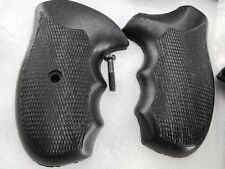 Smith & Wesson J Round 36 60 Grips Sile Combat Finger Groove SWJRD S&W