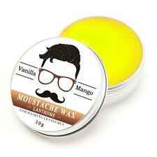 100% Natural Beard Oil And Balm Moustache Wax For Styling Beeswax Smoothing