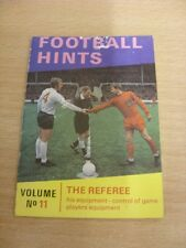 circa 1970's Anglo Confectionary: Football Hints - Vol.11 The Referee, Small Boo