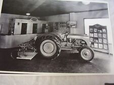 FORD TRACTOR 2N DEALER SHOWROOM 12 X 18 LARGE PICTURE   PHOTO