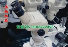 Olympus SZ3060 SZ30 Stereo Zoom Microscope w 10X Eyepieces + LED lamp #C1CL