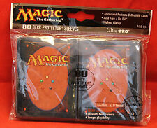 Ultra Pro 80 MTG standard Card Sleeves Deck Protector - Magic Card Back  Ultra P