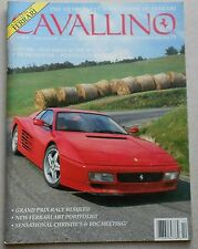 Cavallino Nr. 71 Newsstand Ferrari Magazin Journal 1992 book buch brochure press