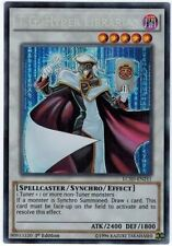 T.G. HYPER LIBRARIAN - (LC5D-EN211) - Secret - 1st - Yu-Gi-Oh - Legendary 5Ds