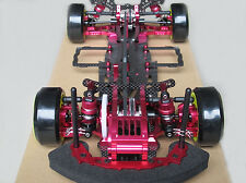 Alloy & Carbon RC 1:10 1/10 4WD Drift Racing Car SAKURA D3 CS OP Frame Kit
