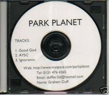 (272E) Park Planet, Good God / AYSC / Ignorance - DJ CD