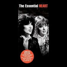 The Essential Heart by Heart (CD, Nov-2002, 2 Discs, Sony Music Distribution...