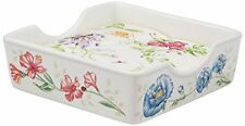 Lenox Butterfly Meadow Napkin Box with Napkins New