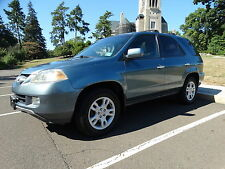 Acura: MDX 4dr SUV AT T