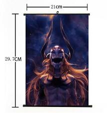 Hot Japan Anime Bleach Cool Kurosaki ichigo Bankai Home Decor Poster Wall Scroll