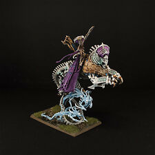 WARHAMMER AGE OF SIGMAR VAMPIRE COUNTS NEFERATA MORTARCH OF BLOOD PAINTED