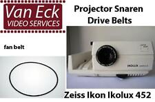 Zeiss Ikon Ikolux 452 belt (fan belt). New belt for replacing your broken or s