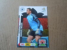 Carte adrenalyn panini - Euro 2012 - Allemagne - Manuel Neuer