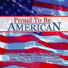 DJ's Choice Proud to Be American Various Artists MUSIC CD