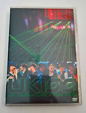 U-KISS 1st Japan Tour 2012  Japan Press 2 DVD