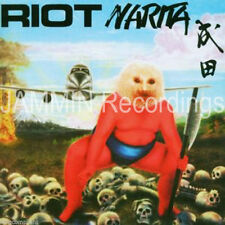 RIOT - Narita [Remaster] (CD, Jun-2005, Rock Candy)