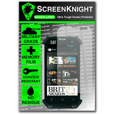 ScreenKnight Caterpillar CAT B15Q SCREEN PROTECTOR invisible shield