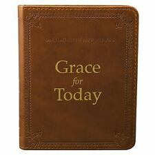 One Minute Devotions Grace for Today Luxleather (2013, Bonded Leather)