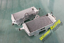 Fit HONDA CR125R 1986 1987 1988 ALUMINUM ALLOY RADIATOR BRACED R&L