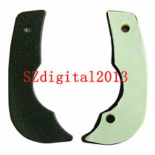 NEW Repair Part For Nikon D90 Thumb Rear Back Cover Rubber Unit + Tape Adhesive