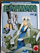 EAT-MAN n°2 1997 ed. Marvel Manga [C14B]