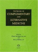 Textbook of Complementary and Alternative Medicine-ExLibrary