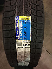 4 New 245 70 16 Michelin Latitude X-Ice Xi2 Snow Tires