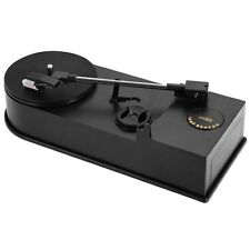 Mini USB Turntable LP to MP3 record player Vinyl w/33/45 RPM/PC recording