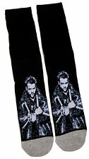 MENS SUICIDE SQUAD CAPTAIN BOOMERANG SOCKS UK SIZE 6-11 / EUR 39-45/  USA 7-12