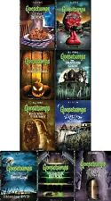 GOOSEBUMPS LOT OF 9 DVD New 30 Episodes R L Stine